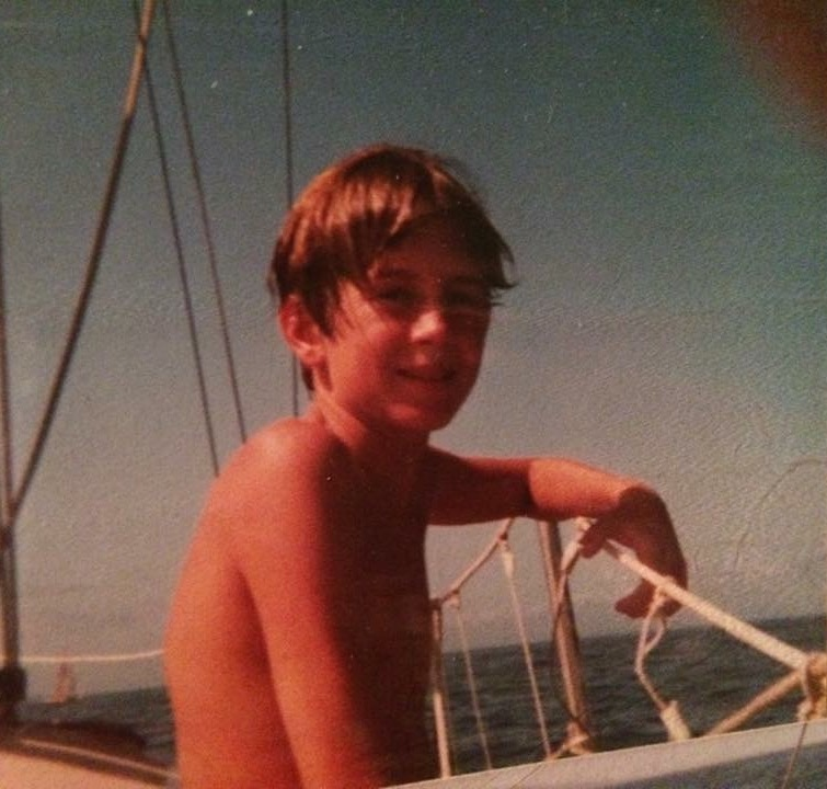 Even at a Young Age, I Loved Boats and the Ocean