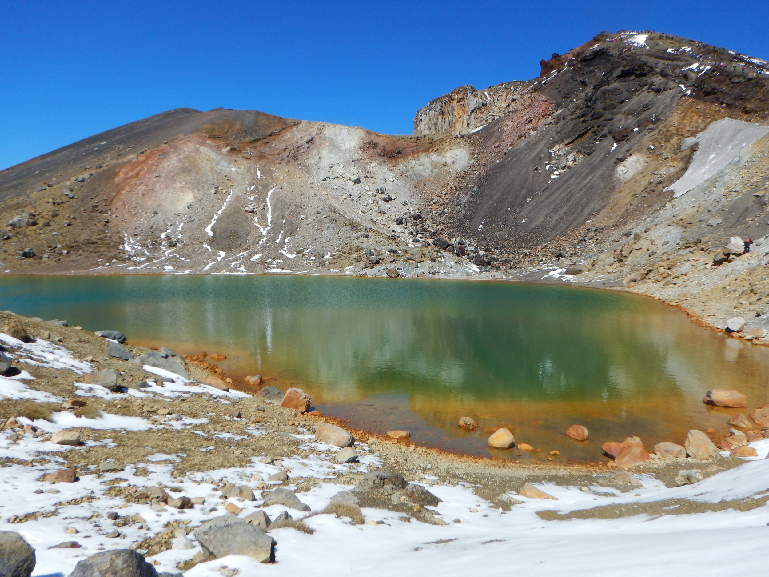 Another of the Emerald Lakes.