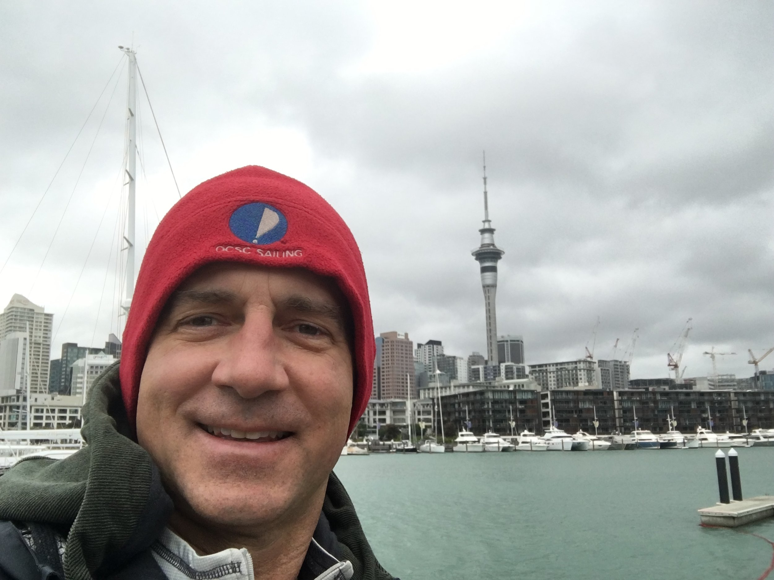 Happy to be back in the vibrant and familiar City of Sails, Auckland!