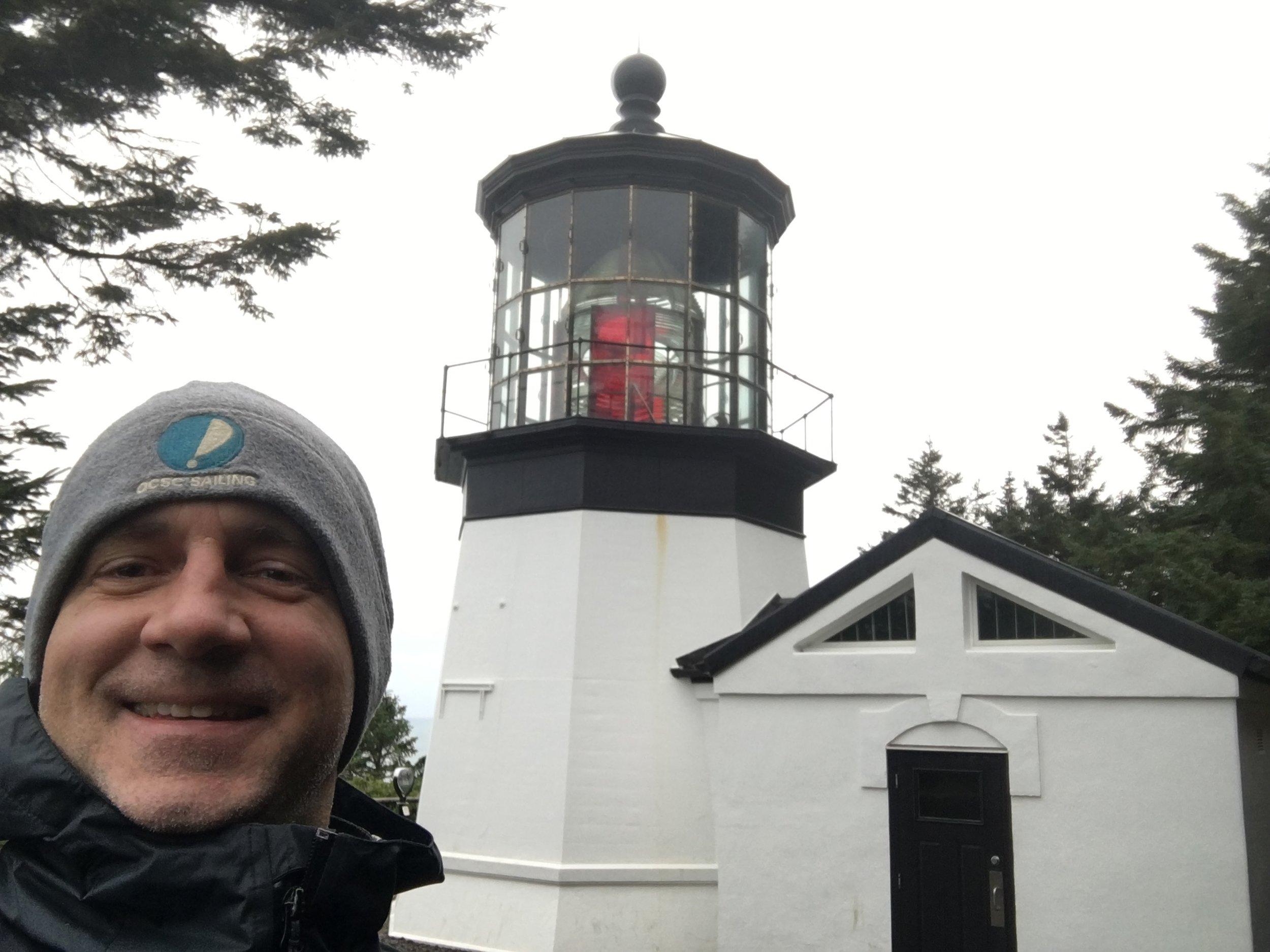 cape meares lighthouse, oregon.