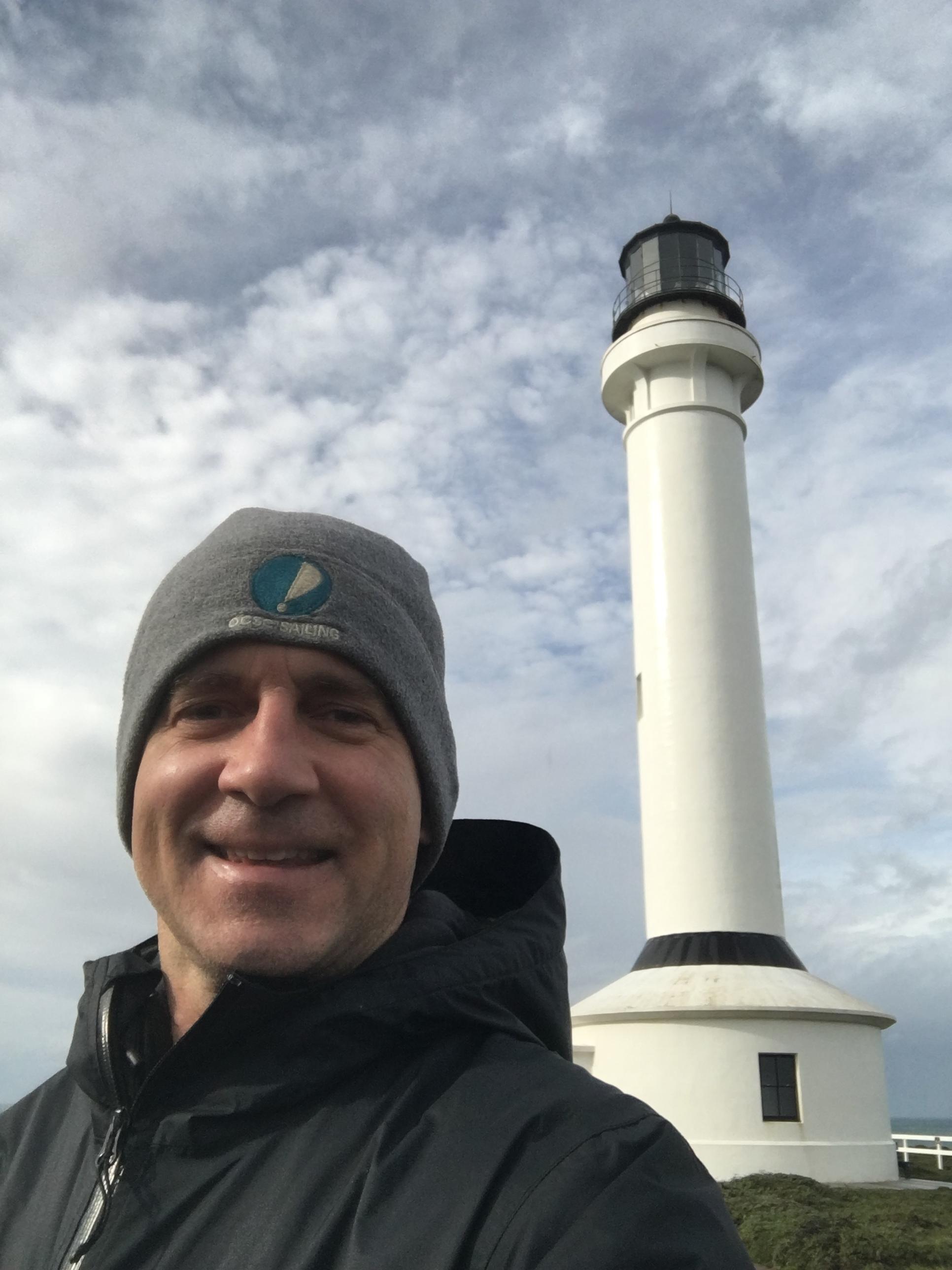 point arena lighthouse, california.