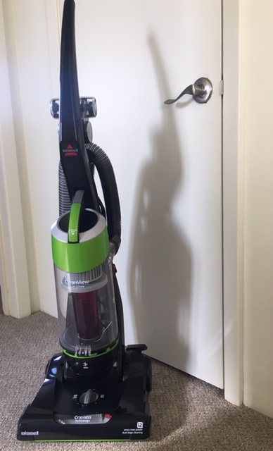 Very strange. I bought a vacuum cleaner.