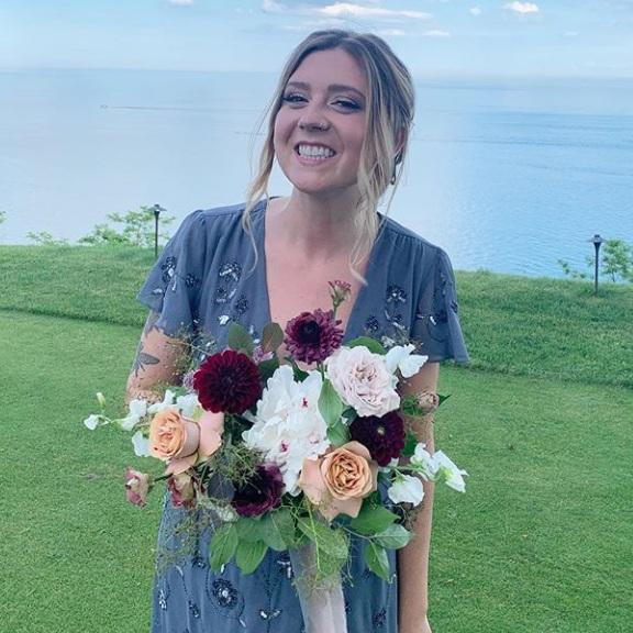 Deanna Balmer  Lead Floral Designer & Wedding Manager