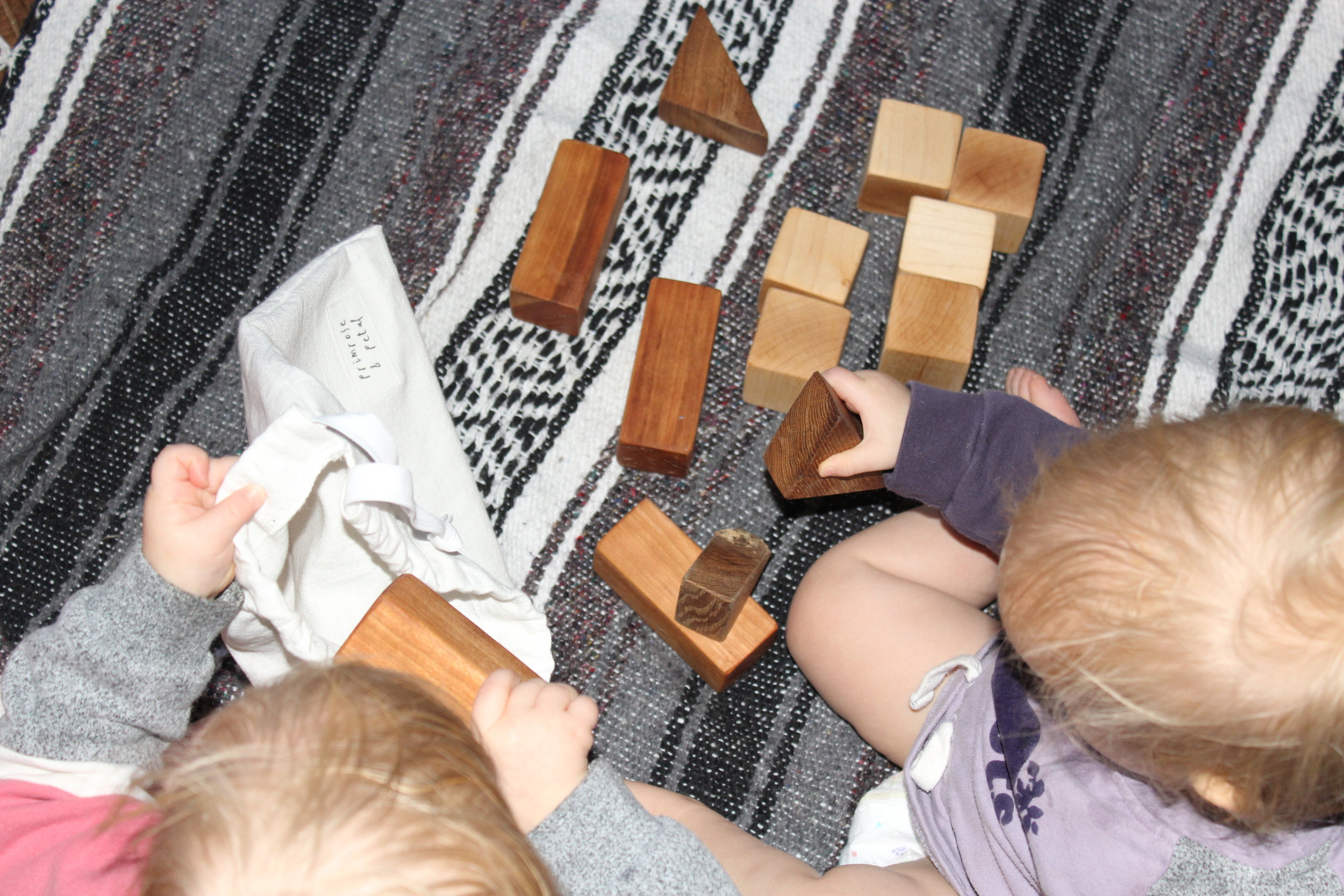 Blocks:  Primrose & Petal  // Blanket:  Little Love Home