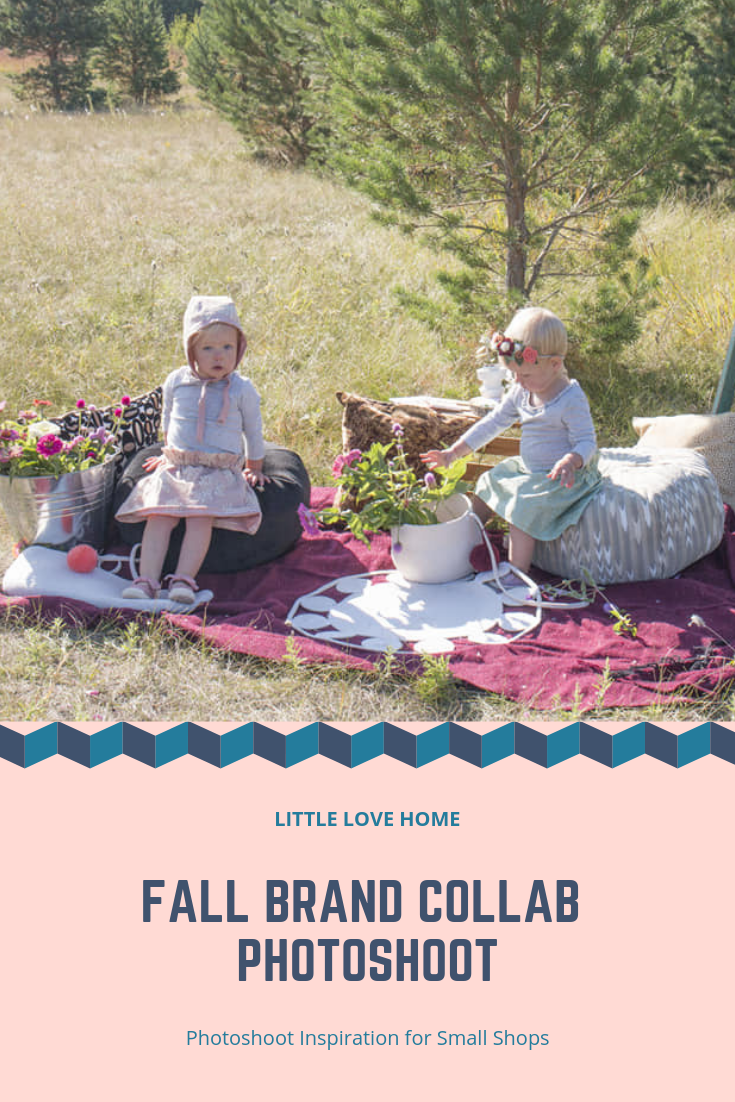 Fall Photoshoot Inspiration for your small business.