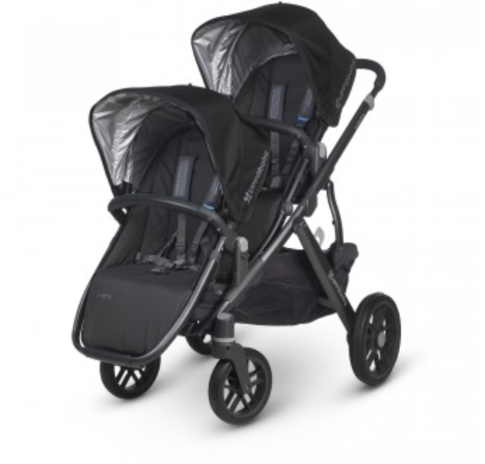 UPPA BABY VISTA  : This was my very first stroller. The price is steep, but it's amazing quality and worth it if you plan to have the same stroller for several years.