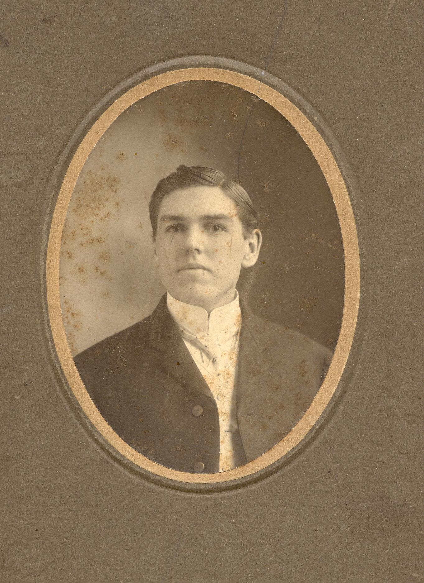 JF Hook in 1904