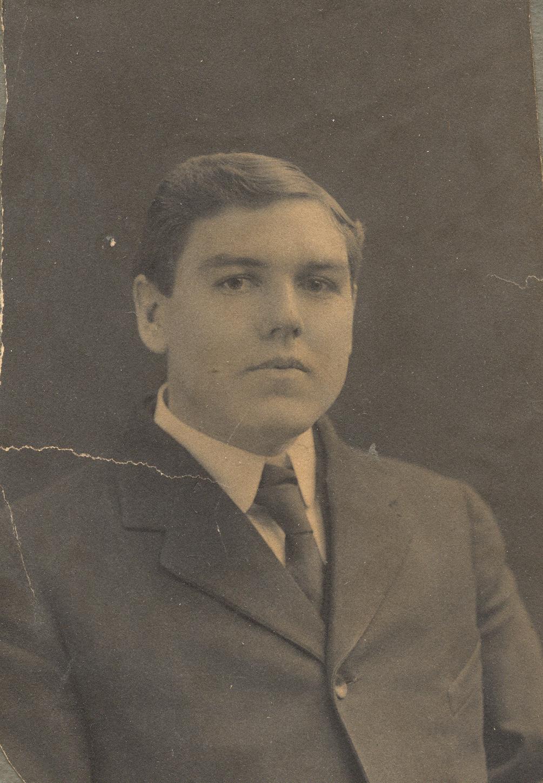 JF Hook around 1906-07