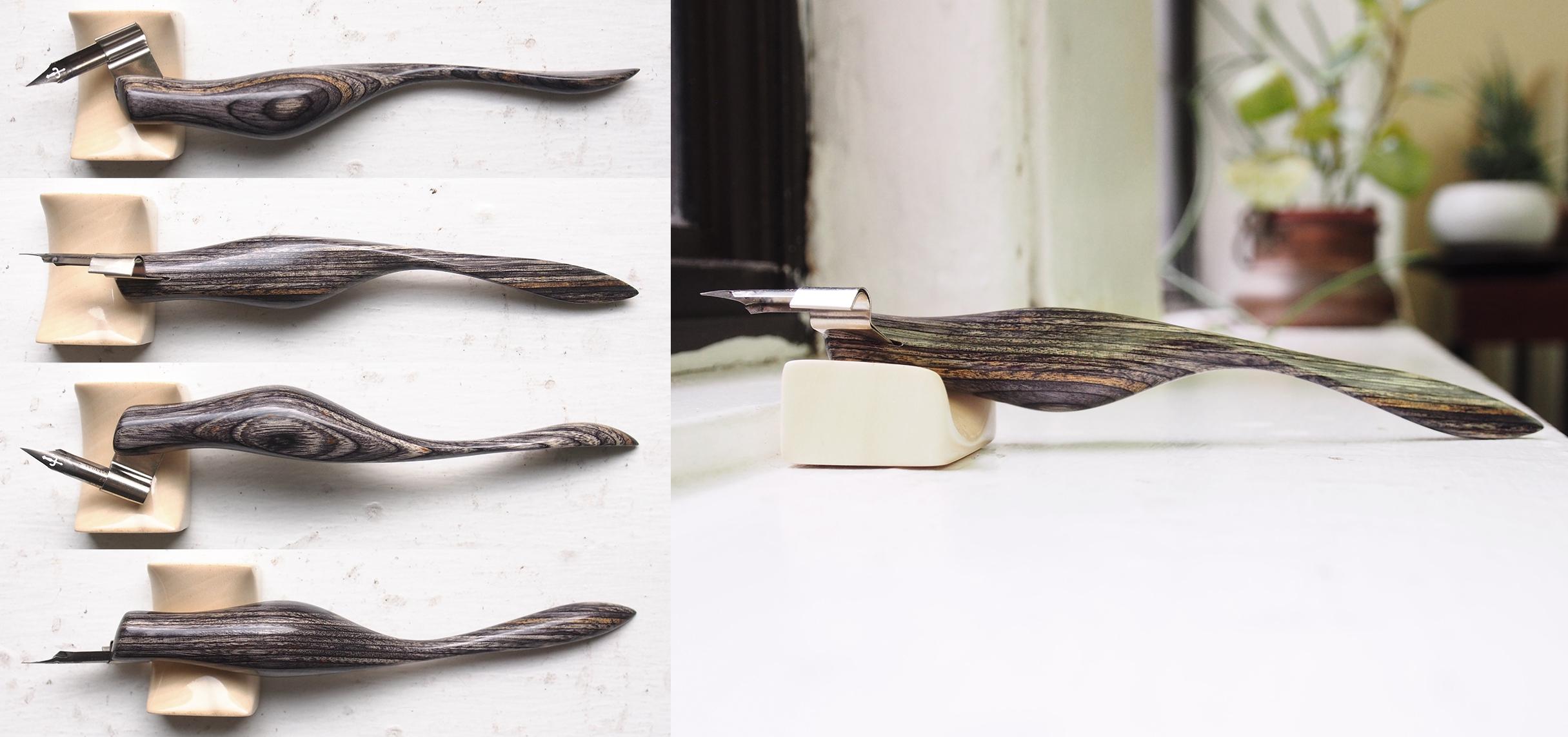 Grey Laminate—Angle Cut