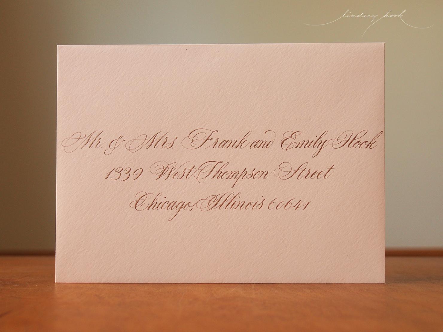 Young Baroque Envelope