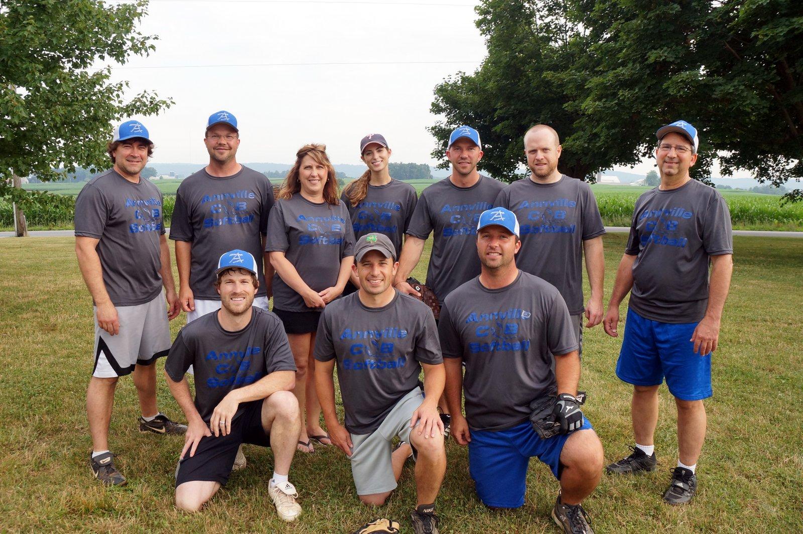 ACoB Softball Team 7-9-13.JPG