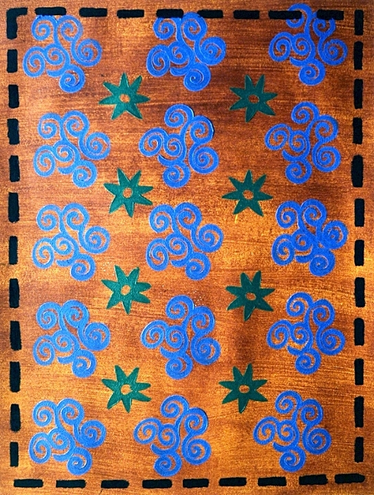 Maceo pattern series