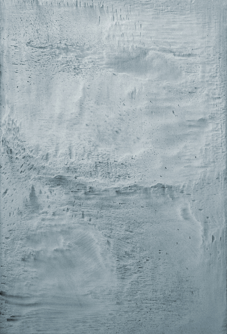 """""""Untitled"""" - Acrylic on Panel 24 X 30 Inches"""