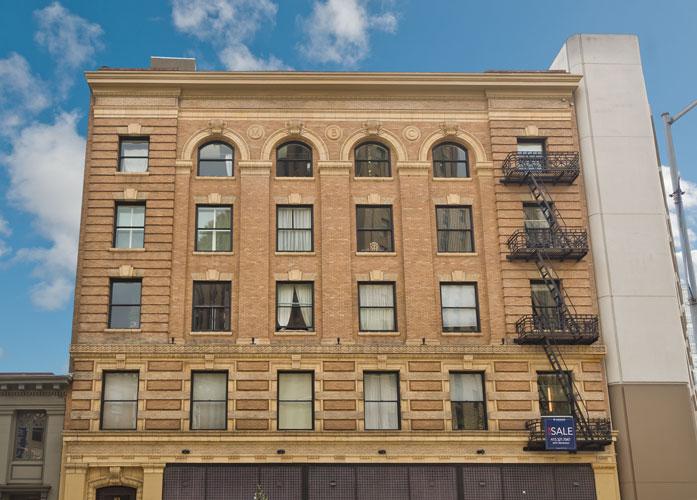 83 McAllister Street (The Book Concern Building)