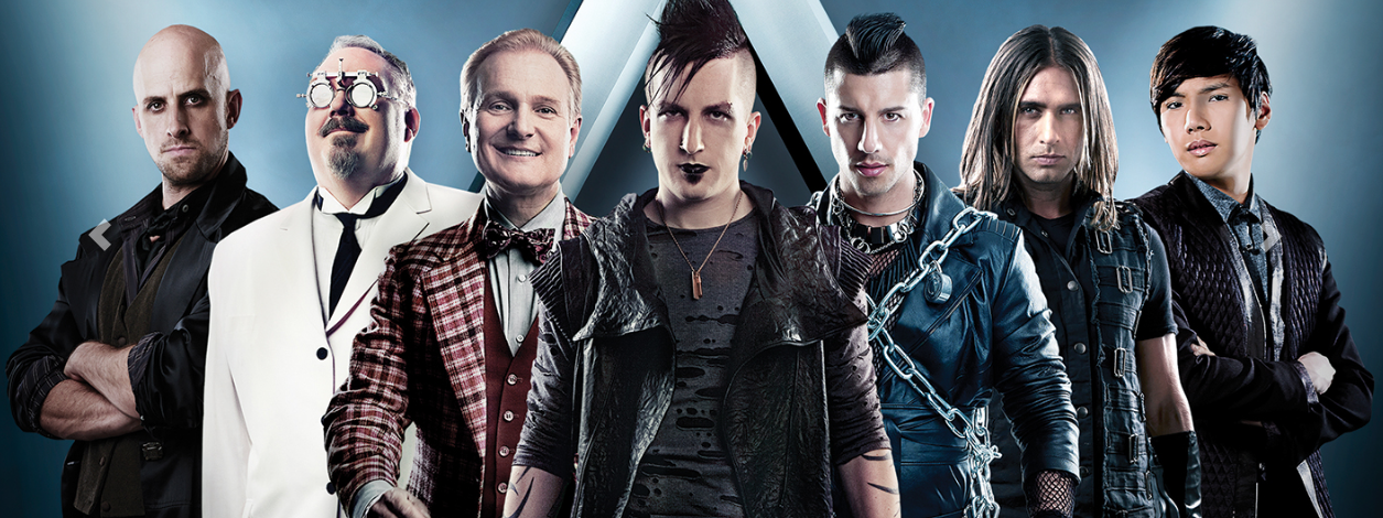 The Illusionists-the world's seven top performers will leave you awestruck.