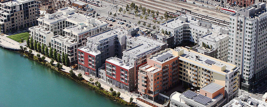 Mission Bay continues to attract young, upscale couples who want to grow their families.