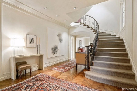 2627 Steiner St , Pacific Heights   |   $8,100,000 | $1,772/SqFt  1% over list, 11 days on market  | 4,570 SqFt | 3 bed/4 baths | Bay views
