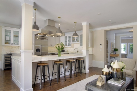 2775 Union St,  Cow Hollow   |   $6,100,000 | $1,512/SqFt  7% over list, 0 days on market   |  4,035 SqFt | 4 bed/4.5 baths