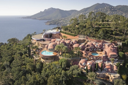 Bubble Palace, Cote D'Azur, France: $455 Million