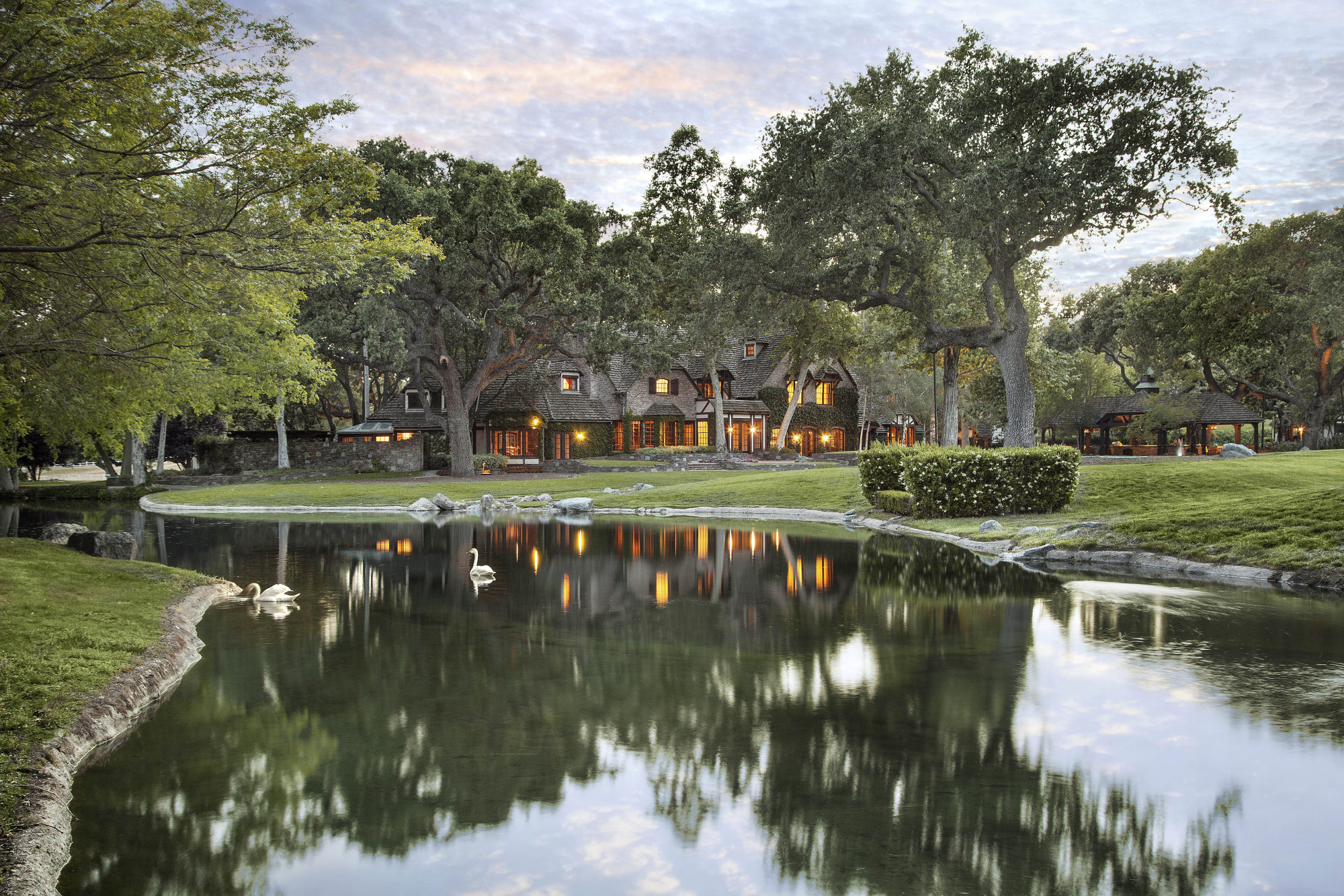 Sycamore Valley Ranch, California: $100 Million