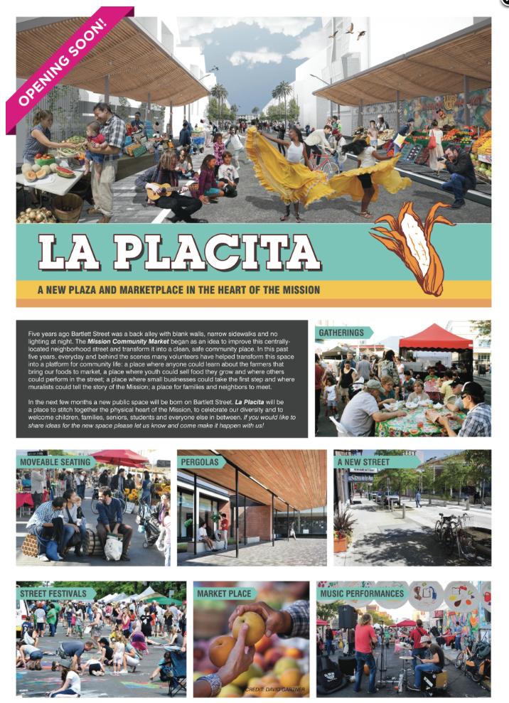 From the Mission Community Market website, promoting La Placita.