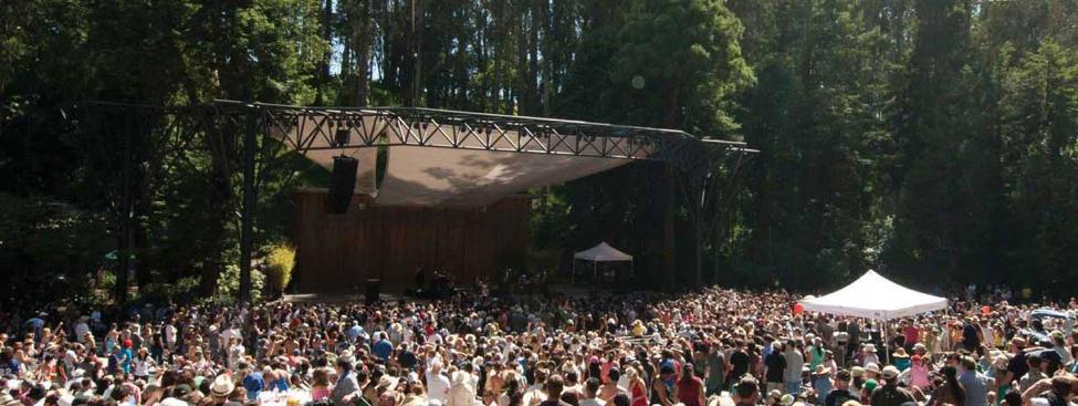 Photo courtesy of Stern Grove Festival