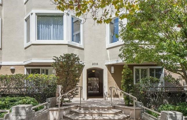 2016 Pacific Ave #406 |  PACIFIC HEIGHTS  | San Francisco  2 Bed | 2 Ba | Condo | 1 Parking    $6700 per Month