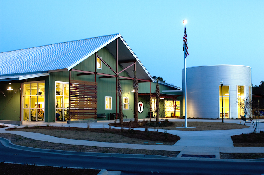 2005  |  Rush Dixon Architects, Inc. is founded with the intent to design commercial and residential architecture in the Lowcountry of South Carolina for great clients.   Design begins for Summerville YMCA's new facility at The Ponds neighborhood; the architecture is a modern interpretation of local, agricultural influences.