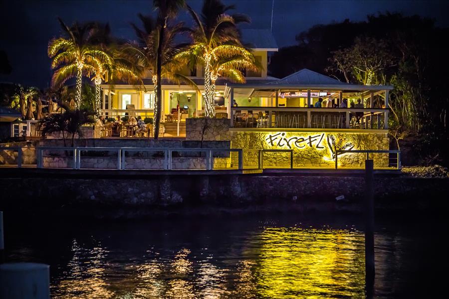 2009  | Design begins for the Firefly Sunset Resortin the Bahamas.