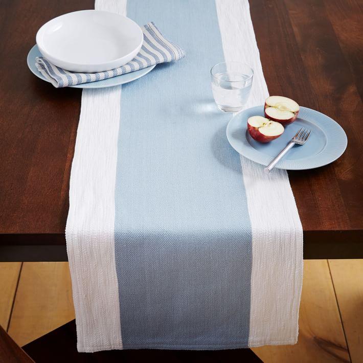 Blue-and-white-dining-table-runner-from-West-Elm - decoist com.jpg