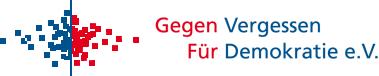 Sponsoren Logo Gegen Vergessen für Demokratie e.V.. Wiesbadener Burgfestspiele.
