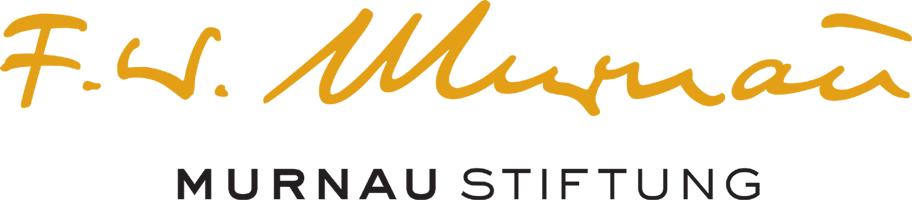 Sponsoren Logo Murnau Stiftung. Wiesbadener Burgfestspiele.