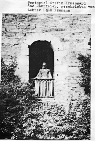 Gräfin Irmingard