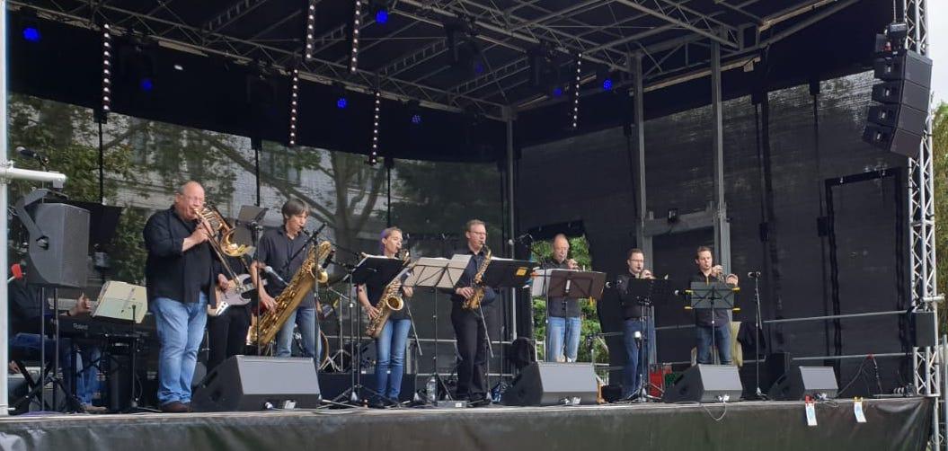 Kranzplatz-Fest 2019  (Foto M. Holtz)