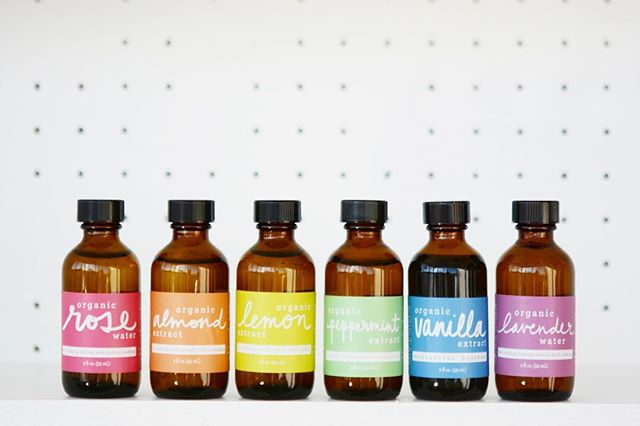The cutest extracts from  Krista's Baking Co.