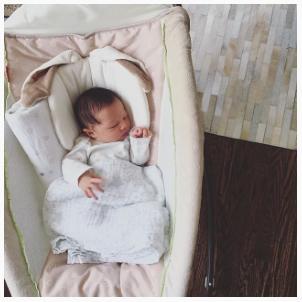 A week old.