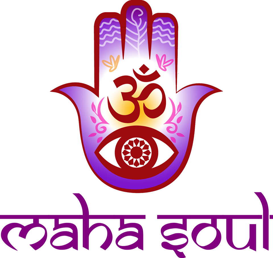 """Littleton's yoga studio, energy work center & fun, funky retail store. Maha is the Sanskrit word for """"great, mighty, abundant"""". Engage your own greatness!"""