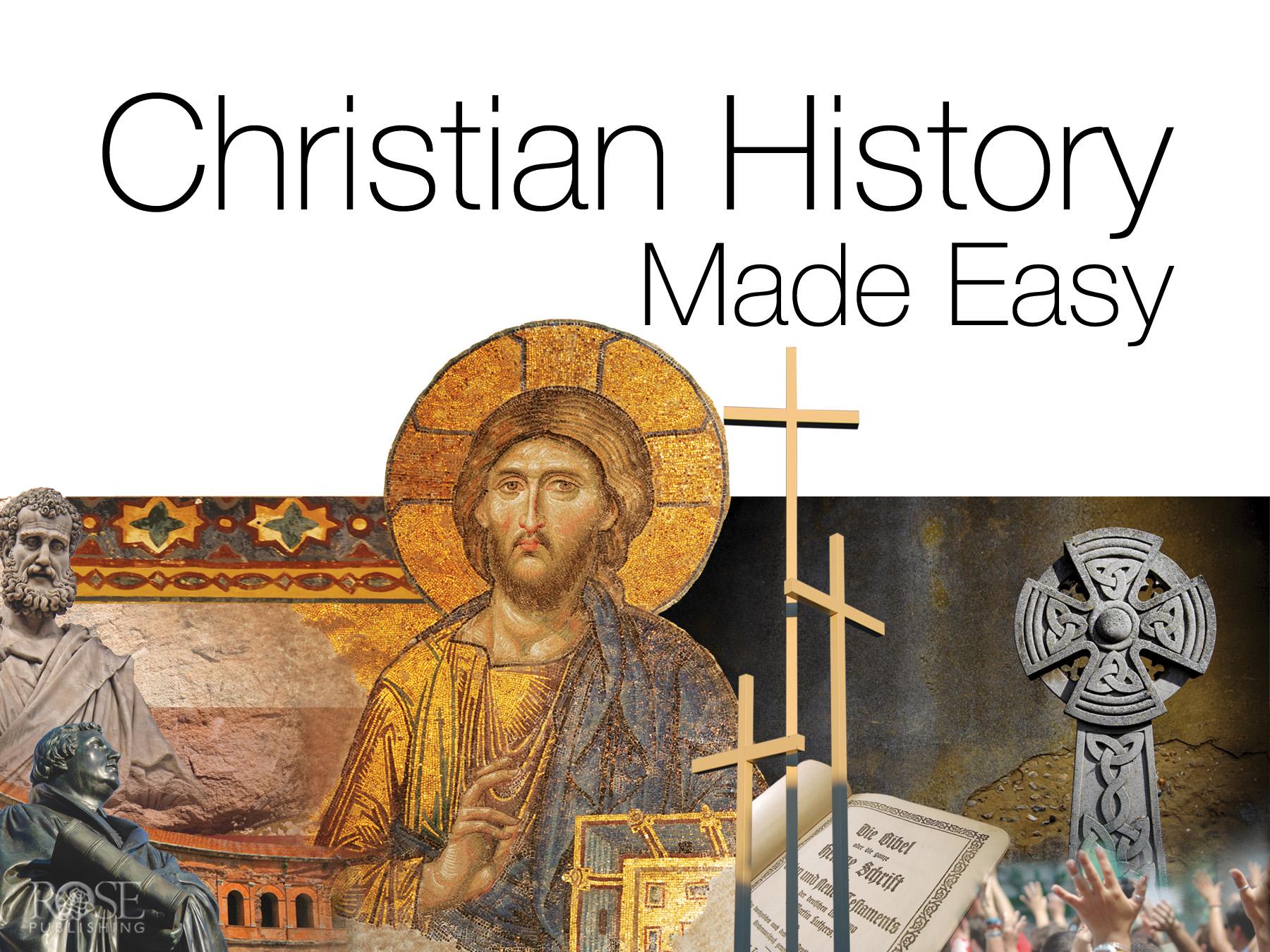 Church History: 1600-The Present!