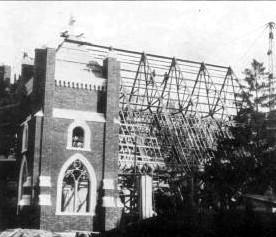 Photograph: 1915 Dedication Souvenir