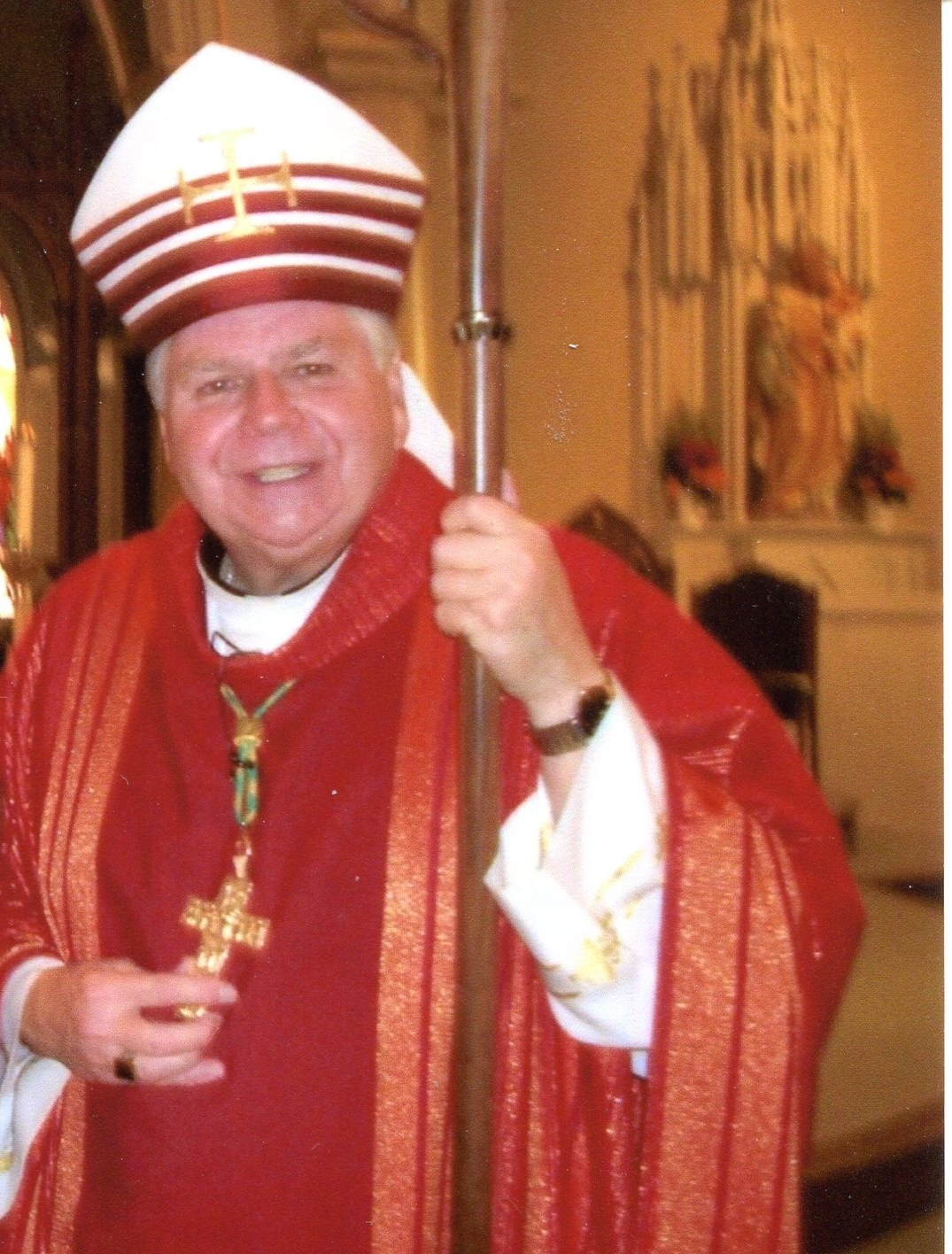 The Most Reverend Paul J. Bradley, Bishop of Kalamazoo Installed: June 5, 2009