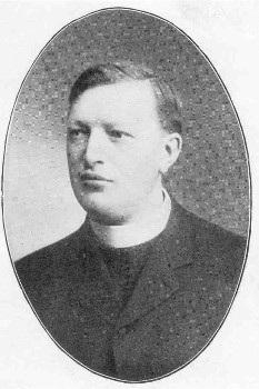 Fr. Theodore Lochbihler Photograph:1915 Dedication Souvenir Bell Photographer: John Shane