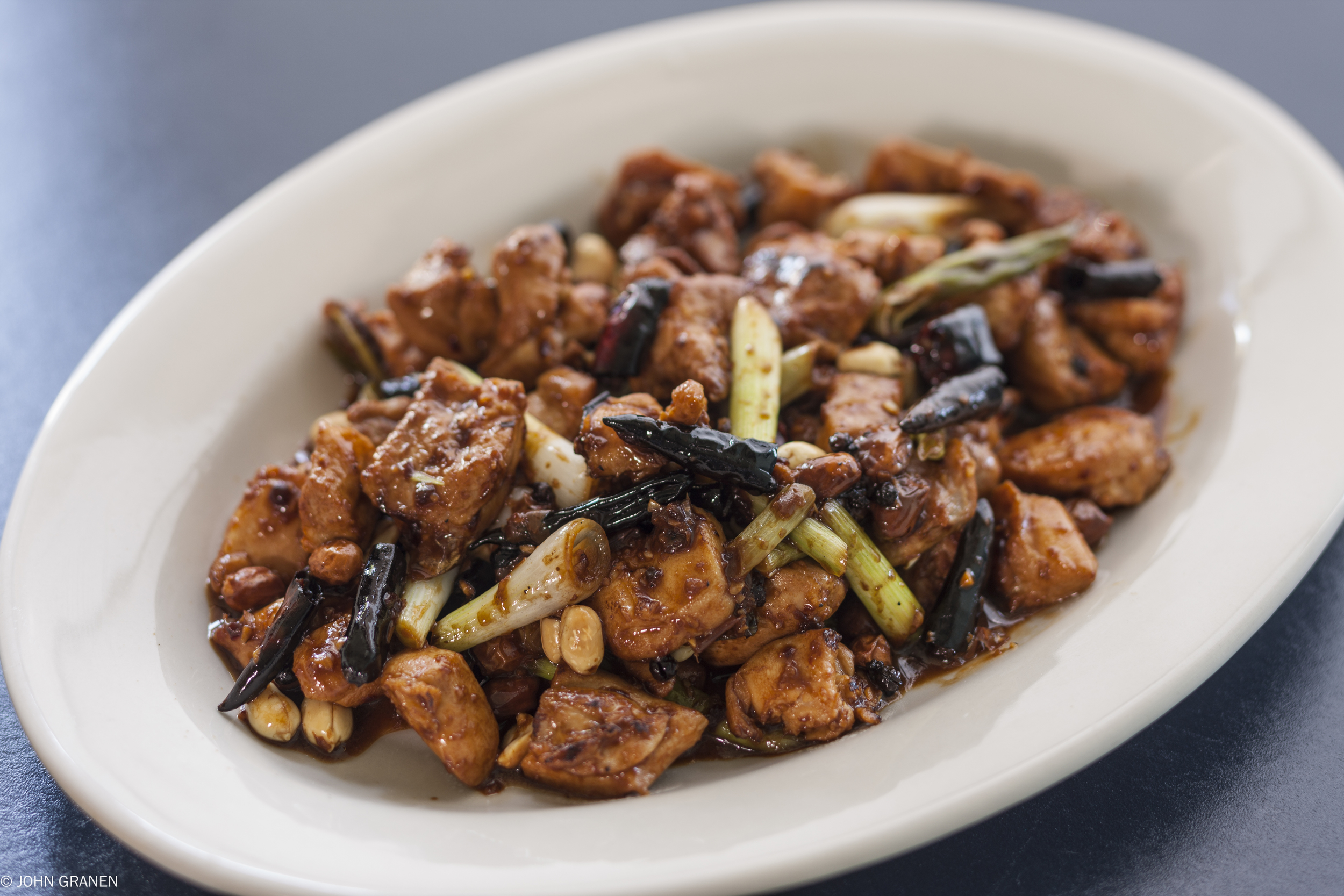 Gung Bao Chicken