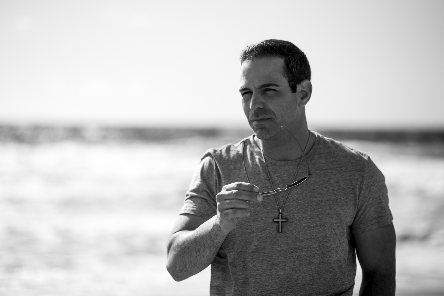 Break time at the beach with Adam.   Canon 6D, Canon 50mm f/1.4 (iso50, f/2, 1/3200s)