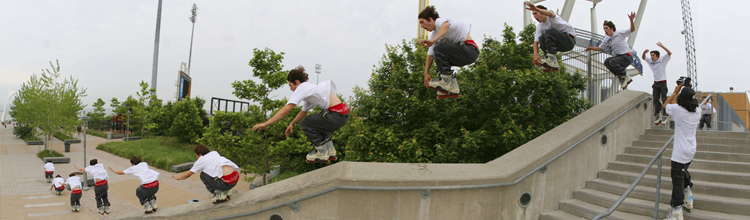 austin paz billy oneill gap inline skating blading