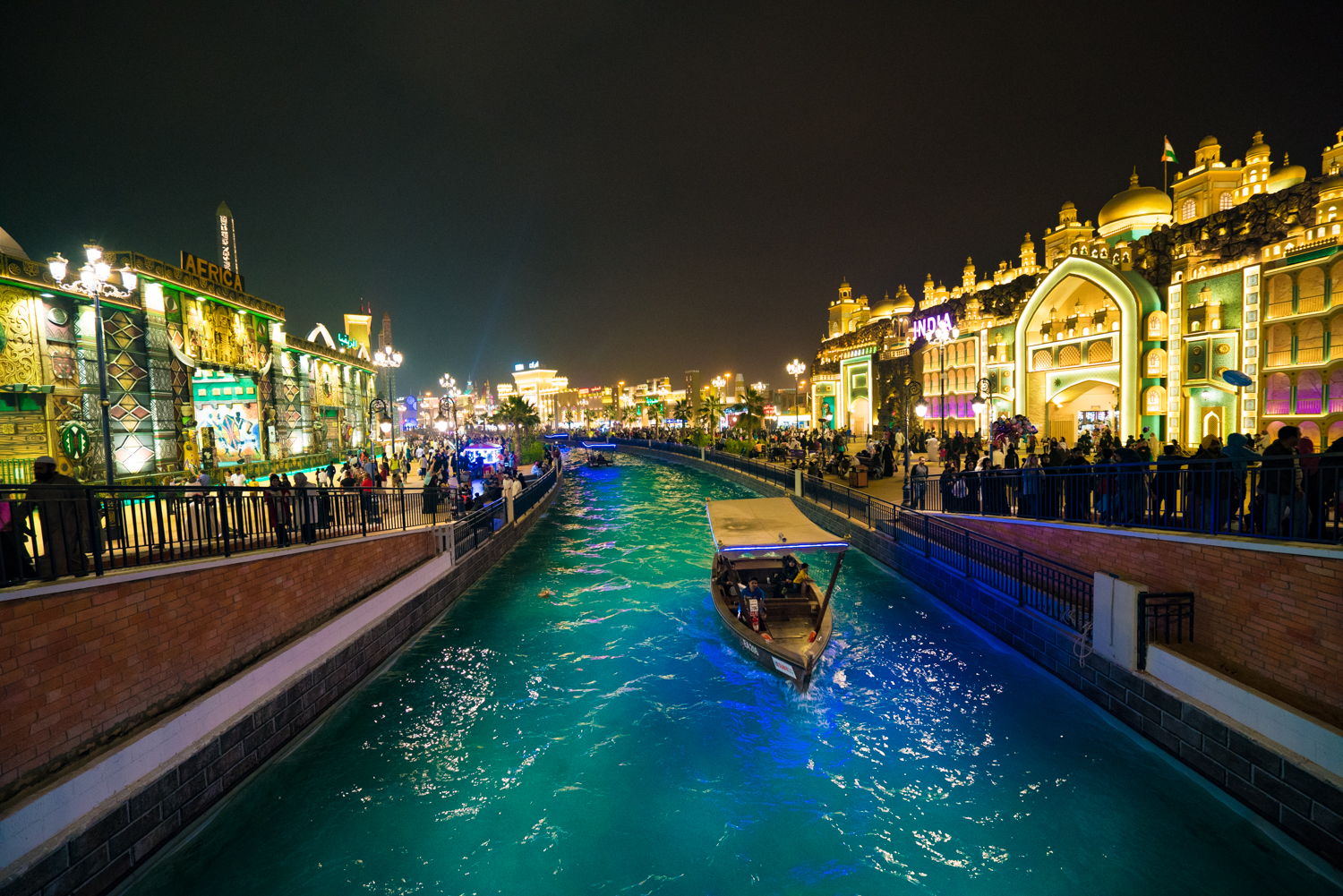 Such a small portion of Global Village.  Sony A7RII, Sony 16-35mm f/4 (iso4000, f/4, 1/50s)