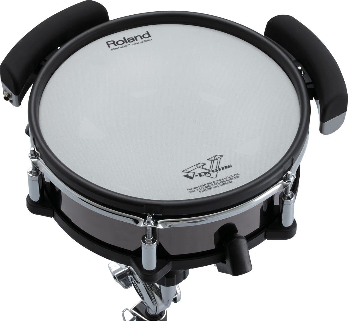 roland bt-1 hybrid electric drum kit austin paz