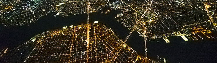 nyc night aerial high altitude austin paz flynyon
