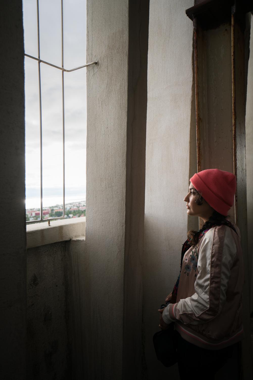 reykjavik iceland Hallgrímskirkja austin paz  amanda lee