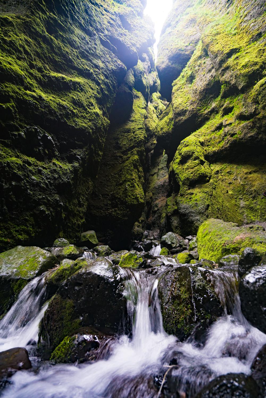 iceland waterfall austin paz