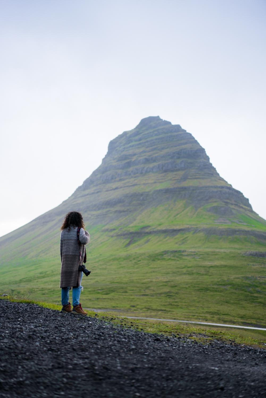iceland Kirkjufell Mountain austin paz amanda lee